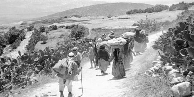 73 Years pass on the Nakba, the suffering of Palestinians continue