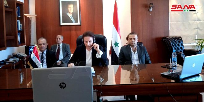 Minister Abdullah: Syria continues to implement work-related national programs