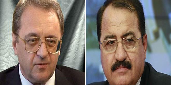 Bogdanov, Haddad discuss developments in Syria