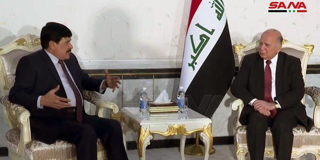 Suriye ve Irak, Terörizmle Mücadele İçin Uyumlu Uluslararası Çabaların Gerekliliğini Teyit Ediyor