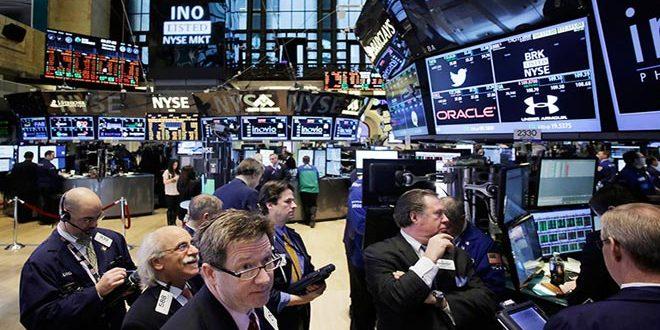 تباين الأسهم الأمريكية عند الإغلاق